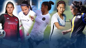 2018 Women's Soccer Early Signees