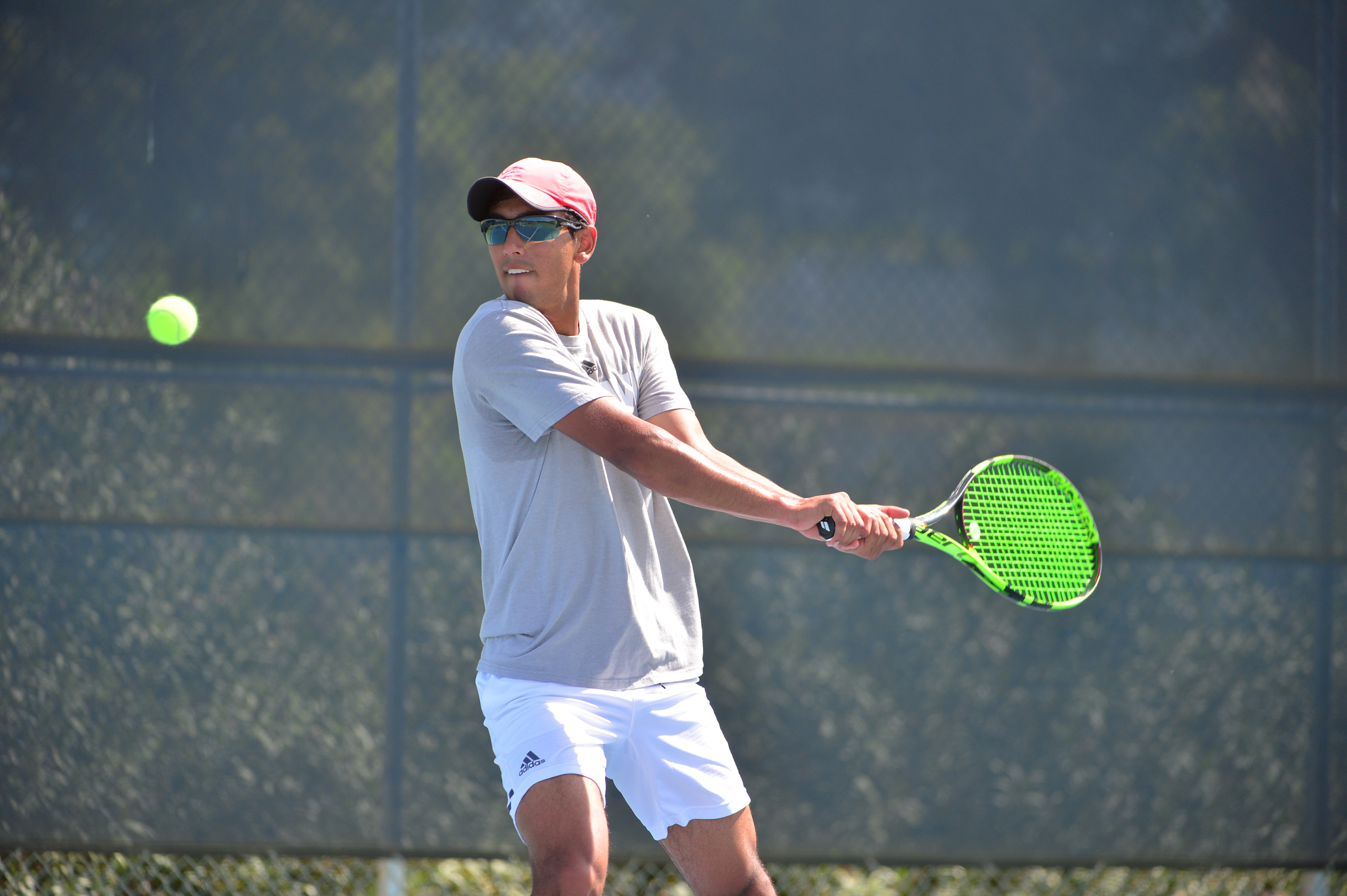 Men's Tennis defeated by Cal Poly - UC Davis Athletics