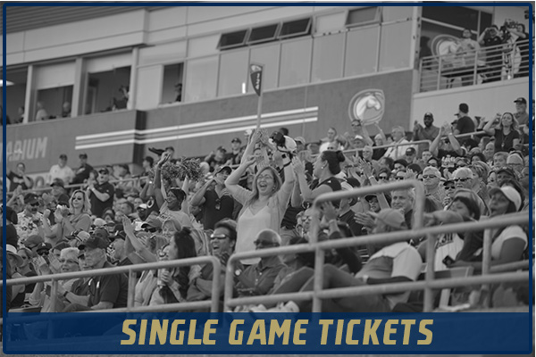 Single Game Tickets Graphic