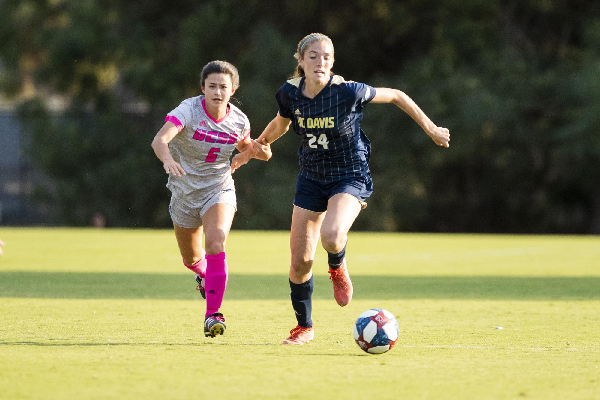 UC Davis heads to Long Beach State for Friday's ESPN3 matchup, ends weekend at UC Riverside